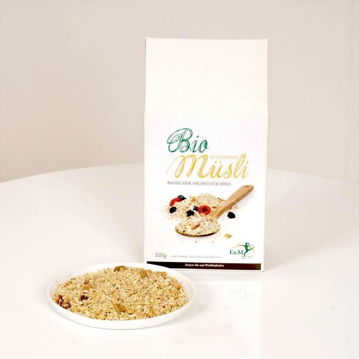 E&M Vital Bio Schlemmer-Müsli 500g
