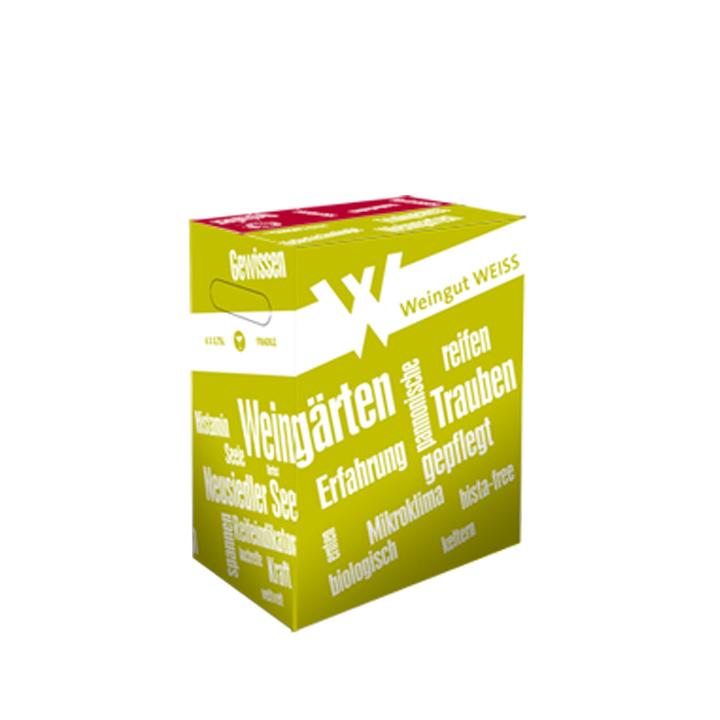 Probierpaket weiß – Weingut Weiss