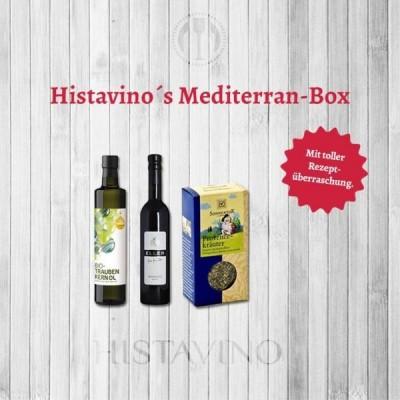 Histavino's Mediterran-Box