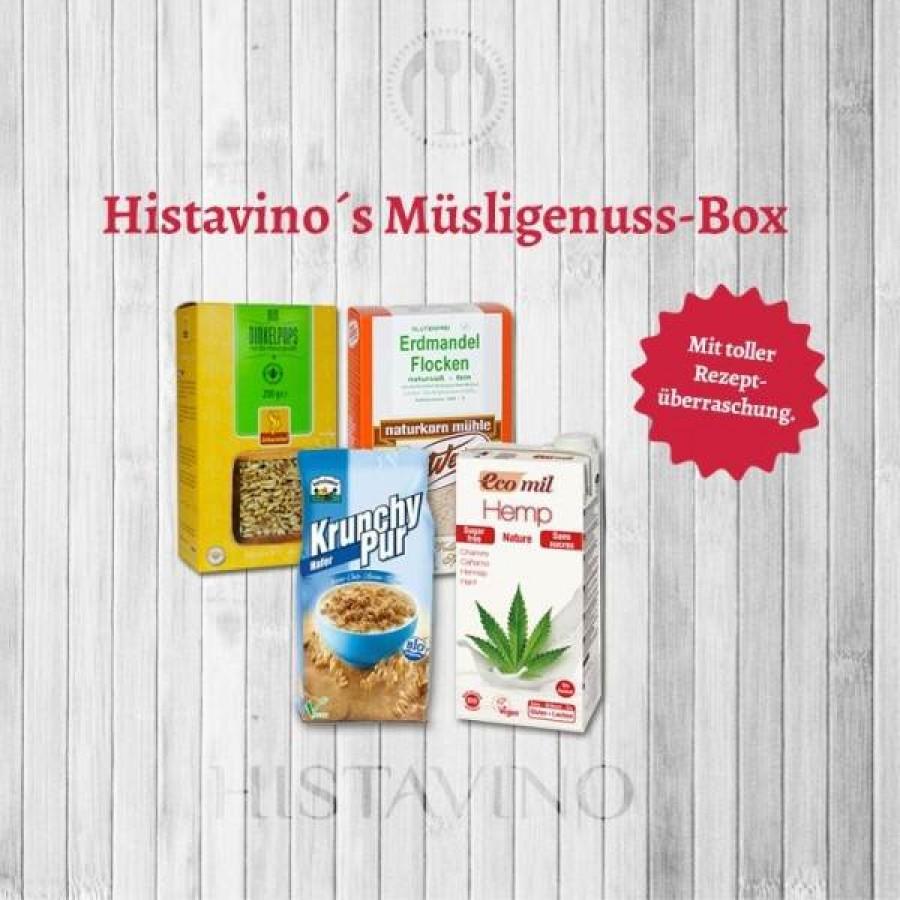 Histavino's Müsligenuss-Box