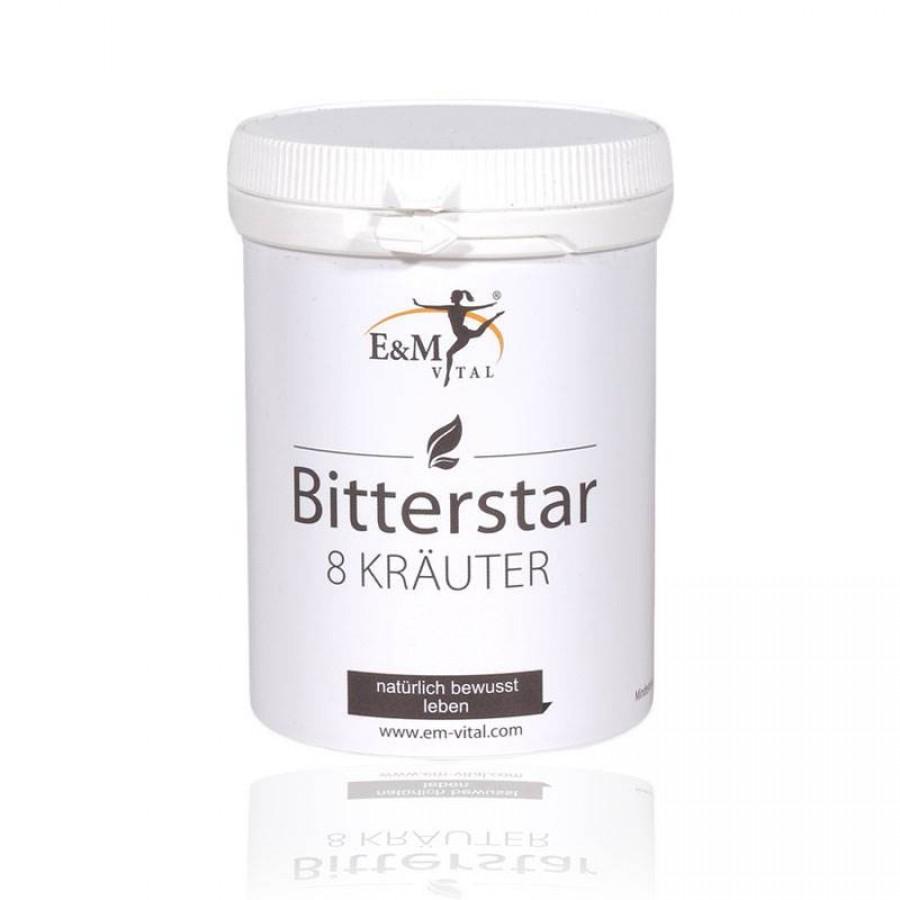 E&M Vital 8 Kräuter Bitter Star