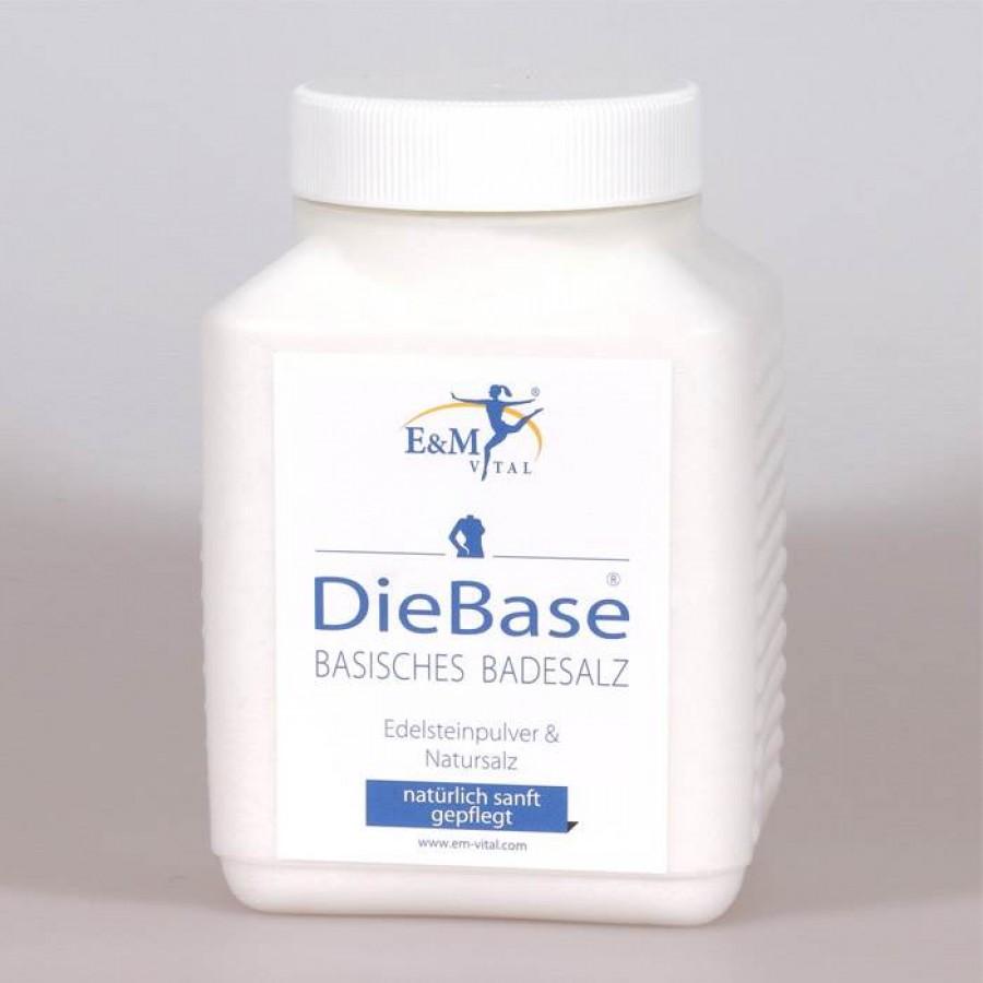 E&M Vital Wohlfühl-Hit 'Die Base' – Basische Körperpflege, 1500g