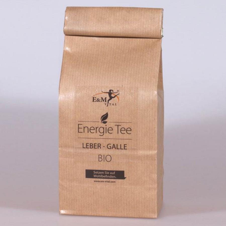 E&M Vital 'Energietee – Leber/Galle'100g