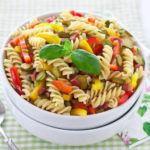 Rezept – Nudelsalat mit Tomaten (geringer Histamingehalt)