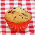 Muffins mit Cranberrys