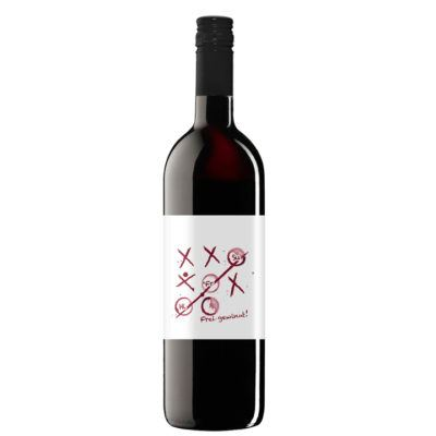 Zweigelt halbtrocken 2015 vom Weingut Allacher