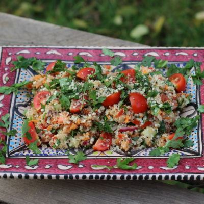 Super(good)food Superprotein Tabouleh (geringer Histamingehalt)