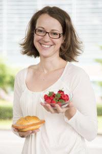 Erika Mittergeber, Diaetologin