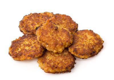 Gemüse - Kartoffelpuffer