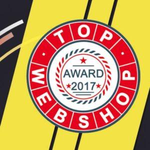 Histavino gewinnt Bronze beim Webshop Award 2017!